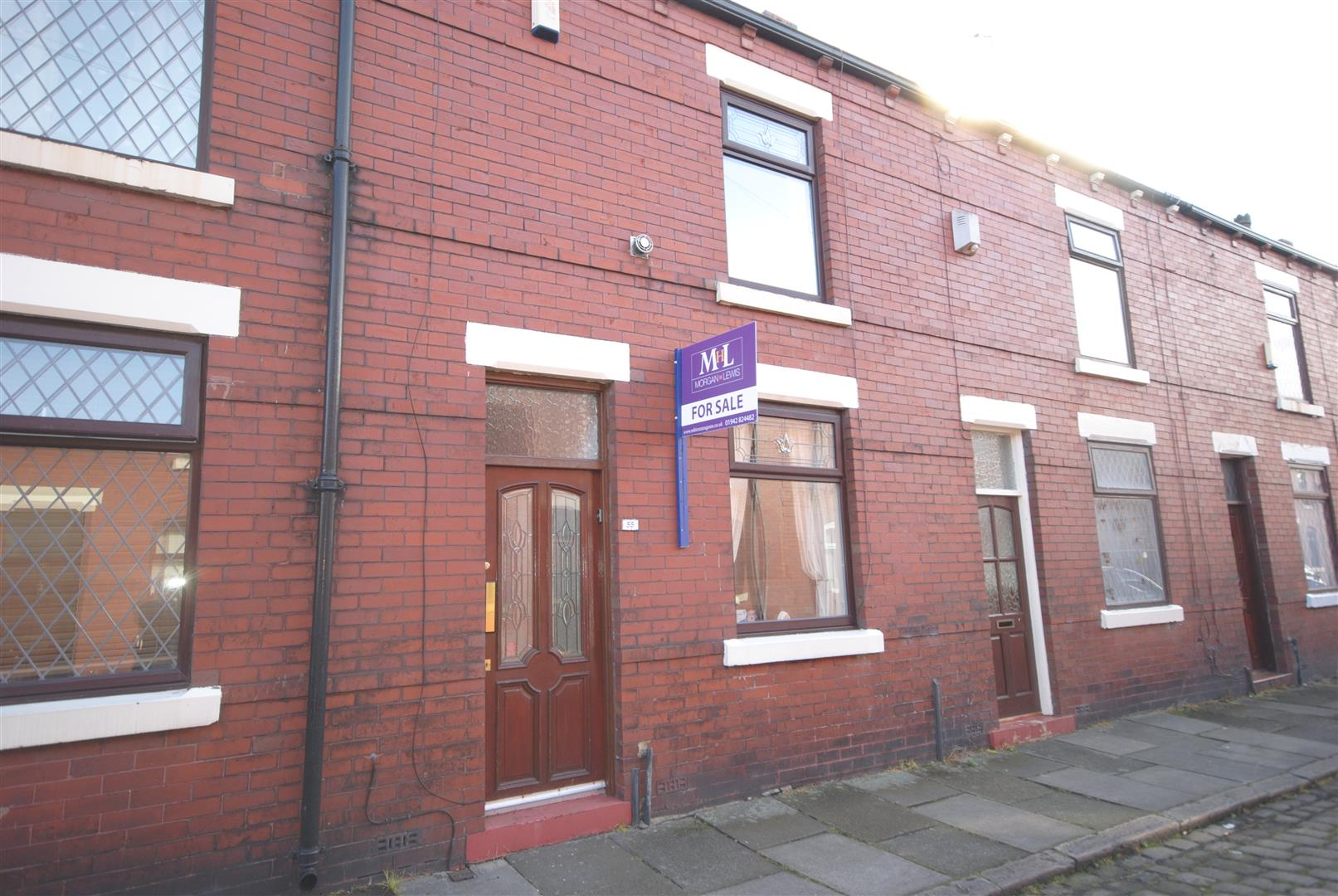 3 Bedrooms Terraced House for sale in Bird Street, Ince, Wigan